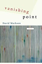Vanishing Point: A Novel by David Markson