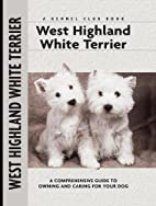 West Highland White Terrier by Penelope…