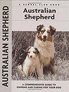 Australian Shephard by Charlotte Schwartz