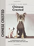 Chinese Crested by Juliette Cunliffe