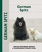 German Spitz by Juliette Cunliffe