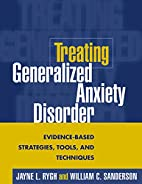 Treating Generalized Anxiety Disorder:…