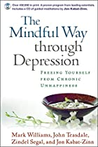 The Mindful Way through Depression: Freeing…