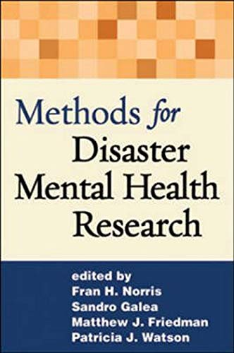methods-for-disaster-mental-health-research