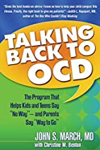 Talking Back to OCD: The Program That Helps…