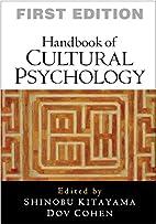 Handbook of Cultural Psychology by Shinobu…