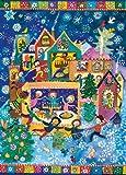 Elisa Kleven: 699 - Festive Village Boxed Holiday Cards