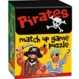 Ashley Wolff: MG13 - Pirates Match Up Game + Puzzle