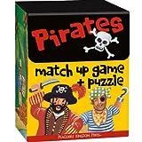 Ashley Wolff: MG13 - Pirates Match Up Game + Puzzle