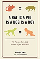 A Rat Is a Pig Is a Dog Is a Boy: The Human…