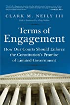 Terms of Engagement: How Our Courts Should…