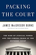 Packing the court : the rise of judicial…