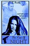 Brooks, K. S.: The Kiss of NIGHT: Agent Night Series