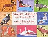 Linda Thompson: Alaska Animal ABC Coloring Book