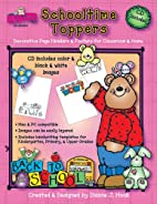 Schooltime Toppers: Decorative Page Headers…