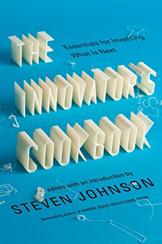 Cover of The Innovator's Cookbook by Steven Johnson