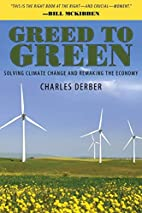 Greed to Green: Solving Climate Change and…