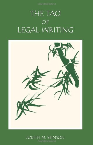 the-tao-of-legal-writing