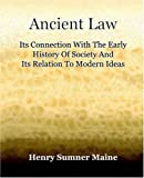 Henry Sumner Maine: Ancient Law (1920)