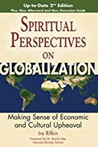 Spiritual Perspectives on Globalization:…