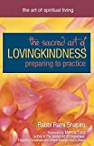 Shapiro, Rami: The Sacred Art of Lovingkindness: Preparing to Practice