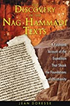 The Discovery of the Nag Hammadi Texts: A…