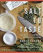 Salt to Taste: The Key to Confident,…