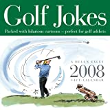 Exley, Helen: Golf Jokes 2008 Calendar: Packed With Hilarious Cartoons - Perfect for Golf Addicts