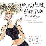Exley, Helen: A Women's Work Is Never Done 2008 Calendar