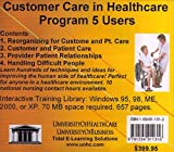 Farb, Daniel: Customer Care in Healthcare, 5 Users