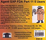Farb, Daniel: Agent Gcp Fda Part 11, 5 Users