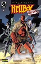 Hellboy Weird Tales #1 by Mike Mignola