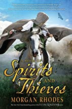 A Book of Spirits and Thieves by Morgan…
