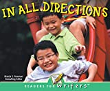 Freeman, Marcia S: In All Directions (Readers for Writers)