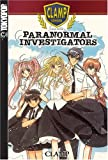 Clamp: Clamp School Paranormal Investigators 3