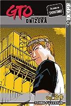 GTO: Great Teacher Onizuka, Vol. 24 by…