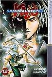Akimine Kamijyo: Samurai Deeper Kyo Volume 12