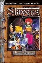 Slayers Text, Vol. 4: The Battle of Saillune…