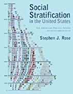 Social Stratification in the United States:…