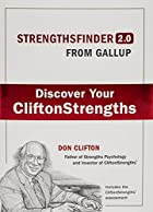Strengthsfinder 2.0: From the Author of the…