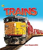 Trains by Jean Coppendale