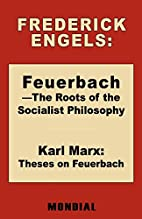 Feuerbach: The roots of the socialist…