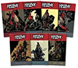 Mignola, Mike: The Hellboy Collection: The Story So Far Volume 1-7 Bundle