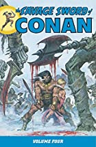 The Savage Sword of Conan, Volume 4 by Roy&hellip;