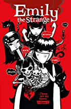 Emily The Strange Volume 2 av Rob Reger