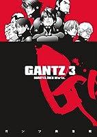 Gantz, Volume 3 by Hiroya Oku