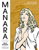 Fellini, Federico: The Manara Library Volume 3