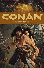 Conan, Vol. 11: Road of Kings by Roy Thomas