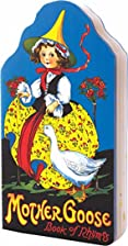 Mother Goose: Book of Rhymes (Shape Books)…