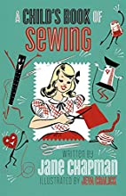 A Child's First Sewing Book: Mid-century…